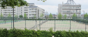 S・フォーティーンコート(小松運動公園 末広テニスコート)